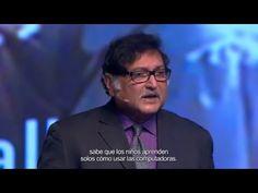 Sugata Mitra - Experto en métodos de enseñanza a través de las TIC's  - ...