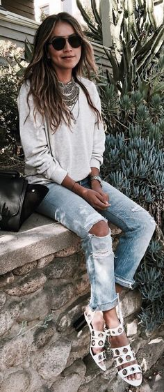 #sincerelyjules #spring #summer #besties | Easy Breezy Basics Source