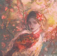 Cute Art Styles, Chinese Art, Geisha, Pretty Little, Webtoon, Art Girl, Asian Beauty, Fashion Art, Cool Art