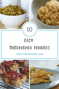 Easy Family Thermomix Dinners