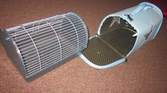 Guinea Pig Rabbit Small Pet Travel Cage Great Condition | eBay $6.00