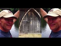Build your own Gothic Arch for a Greenhouse! American Gothic, Pergola, Arch, Workshop Ideas, Greenhouses, Aquaponics, Sheds, Kids Bedroom, Cabins