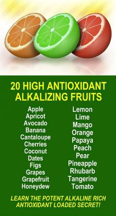 Our incredible alkaline rich, antioxidant loaded, weight loss product helps you burn fat and lose weight more efficiently without changing your diet, increasing your exercise, or altering your lifestyle. LEARN MORE # Alkaline Fruits, Alkaline Diet Recipes, Healthy Fruits, Sport Nutrition, Health And Nutrition, Best Weight Loss Foods, Cancer Fighting Foods, Metabolic Diet, Fat Loss Diet
