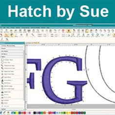 85 Best Hatch embroidery images in 2018   Embroidery software