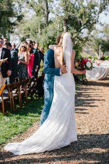 Summer Malibu wedding