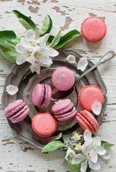 * Scrumptious French Macarons