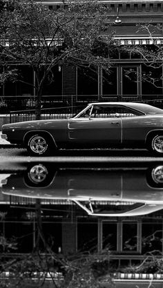 New Muscle Cars Art 1968 Dodge Charger Ideas Dodge Muscle Cars, Dodge Charger 1968, Dodge Srt, Auto Retro, Best Classic Cars, Harley, Us Cars, Sport Cars, American Muscle Cars