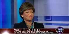 "Valerie Jarrett on Islam -- Quoted from Valerie Jarrett: ""I am an Iranian by birth and of my Islamic faith. I am also an American Citizen and I seek to help change America to be a more Islamic country. My faith guides me and I feel like it is going well in the transition of using freedom of religion in America against itself."""