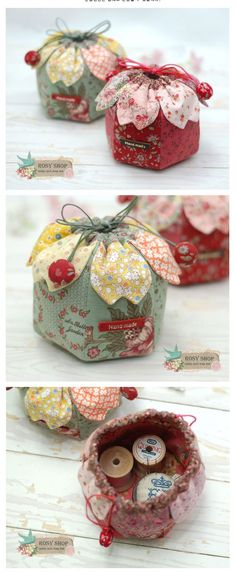 Sewing Patterns Winter Fashion 28 Ideas For 2019 Fabric flowers are great, aren't they? We welcome you to these pages for fabric models, flower making videos and sewing descriptions. Sewing Tutorials, Sewing Crafts, Sewing Projects, Sewing Patterns, Sewing Kits, Patchwork Bags, Quilted Bag, Patchwork Ideas, Fabric Bags