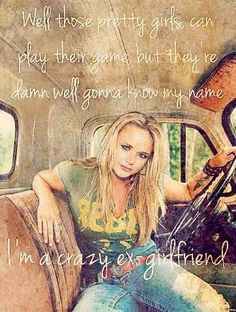 Miranda Lambert remember when she lost on a talent show and se was so good. I don't remember th winner they announce just the won that she became