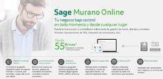 Sage Murano: Sage Murano Standard Online. El Erp líder del mercado disponible en la nube.