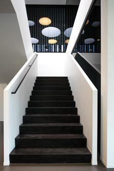 Devos interieurontwerp - Kantoor Wijnegem - Hoog ■ Exclusieve woon- en tuin inspiratie.