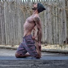 Deft Yoga Dudes.. https://www.youtube.com/watch?v=_bl6JdXoJ4g