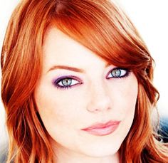 Emma Stone...wow this might be beautiful for homecoming