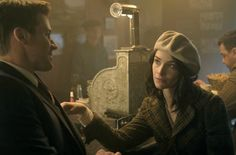 TV Show Review | Timeless Pilot (2016) –Yesteryear Time Travel (A Historian, a Soldier and a Coder Walk into a Bar). All review text is © Rissi JC and first appeared on RissiWrites.com.