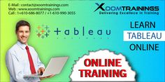 Tableau Online Training is designed for the beginner to advanced-level Tableau user and to clear Tableau Software Certification Exam.