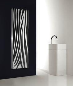 Design radiatoren voor de woonkamer, keuken, badkamer