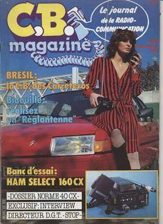 Cb magazine Apple Chart, Citizens Band Radio, Ham Radio Operator, Citizen Band, Pocket Radio, Radios, Interview, Semi Trucks, Electronics