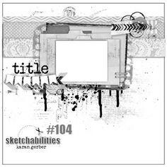 sketchabilities: Sketch Team Reveal {more of a scrapbook design site} Fri, Dec Scrapbook Layout Sketches, 12x12 Scrapbook, Scrapbook Templates, Scrapbook Designs, Card Sketches, Scrapbook Paper Crafts, Scrapbooking Layouts, Scrapbook Albums, Sketch 4