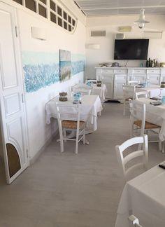 Ristorante Lampara (RN) - K-uno rovere Alaska #skema #italiandesign #pavimento #design #k-uno #flooring Alaska, Restaurants, Dining Table, Chair, Furniture, Design, Home Decor, Parquetry, Decoration Home