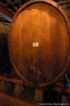 Wine Storage ~ Napa Valley