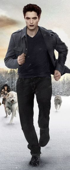 Edward 'Breaking Dawn: Part II' Poster