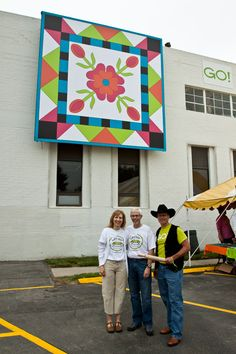 AccuQuilt Announces Third Annual Barn Quilt Contest with Prizes