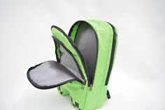 2016 Hot sell minecraft backpack High Quality unisex 16 OZ canvas zip creeper backpacks mochilas school bag bolsas GAME gifts ** Cliquez sur l'image pour visiter le site internet