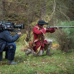 Best to stay clear of any redcoats. #OutlanderSeries #STARZ from Outlander Starz instagram