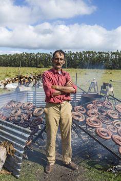 Scenes of Grilling in Uruguay