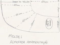 Molde Almofada De Pescoco