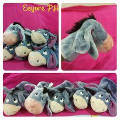 Eeyore puppets..
