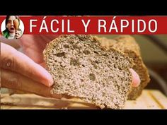 Pan de Linaza Dukan en Horno / Dukan Flaxmeal Bread Recipe - YouTube