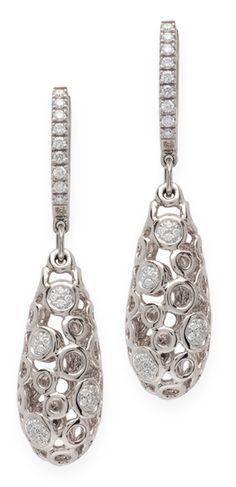#Spheres collection from Ramon Jewellers.   #finejewellery  #luxuryjewellery #jewelry  #diamond #jewellry #diamondjewelry  #gold #earrings #zafiro #rubi