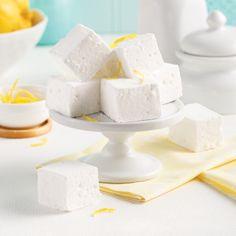 Guimauves citron-vanille - Recettes - Cuisine et nutrition - Pratico Pratique