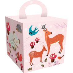 Roger la Borde | Christmas Critters Gift Box Pack