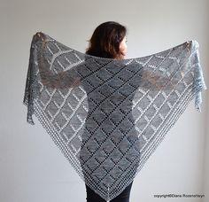 Ravelry: Gray Jay pattern by Diana Rozenshteyn