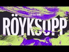 Röyksopp - I Had This Thing (Sebastien Remix) - YouTube