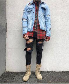 Fall Street Wear