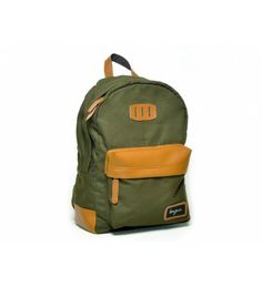 Tas Ransel Laptop - Bonjour Achille Olive Green from AnyBagz - Rp 210.000:  http://www.anybagz.com/index.php?route=product/product&product_id=46