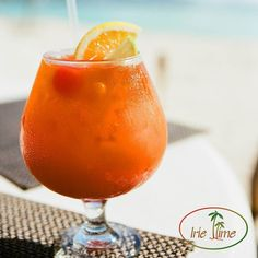 "The ""special"" rum punch at Smokey's! #Anguilla #AnguillaWeek #NeedSomeAnguilla #Caribbean"
