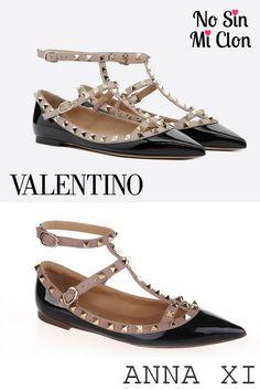 Las  bailarinas Rockstud de  Valentino ¡A precios low cost! Descubre sus  mejores 98ba199bc80