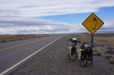 América de punta a punta en bici | Patagonia | Argentina |