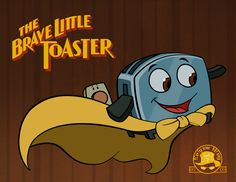 Stay in your pajamas this Saturday morning and head to Flix Brewhouse where they'll be showing The Brave Little Toaster as part of their monthly Pajama Party. 90s Childhood, My Childhood Memories, Cartoon Movies, Disney Movies, Brave Little Toaster, Disney Sleeve, Morning Cartoon, 80s Kids, Old Cartoons