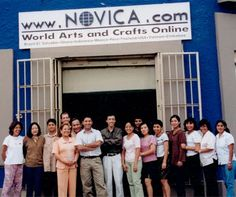 novica.com a global marketplace for artisans and their crafts. Love purchasing from them.