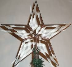 glass christmas tree topper - Google Search