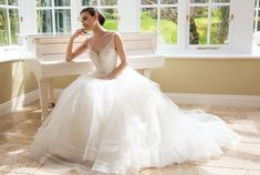 Award Winning Bridal Wear from Ireland – Bridal, Bridesmaid and Communion on Special Day… Tulle Ball Gown, Ball Gowns, Lace Bodice, Beaded Lace, Communion, Color Show, Special Day, Bridal Dresses, One Shoulder Wedding Dress