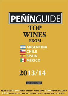 Guía Peñín lanza la Guía de los Mejores Vinos de Argentina, Chile, España y México http://www.vinetur.com/2013062512716/guia-penin-lanza-la-guia-de-los-mejores-vinos-de-argentina-chile-espana-y-mexico.html
