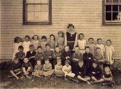 Jones Fall, Ontario Canada (California Public School 1922)