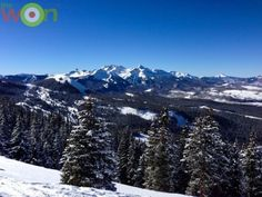 Plan an Epic Winter Vacation in a Breathtaking Ski Town Snowboarding, Skiing, Colorado Resorts, Winter Sports, Scenery, Ocean, Vacation, Mountains, Beach